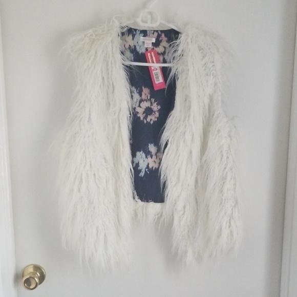 Xhilaration Jackets & Blazers - Faux Vest